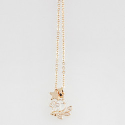 GOLDBIRD NECKLACE