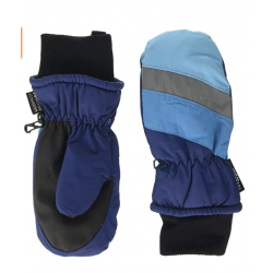 MAXIMO THINSULATE MITTENS BLUE