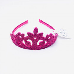 ROYAL PRINCESS HAIRBAND PINK