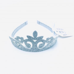 ROYAL PRINCESS HAIRBAND SILVER