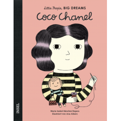 LITTLE PEOPLE - COCO CHANEL