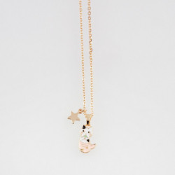 PINKCAT NECKLACE