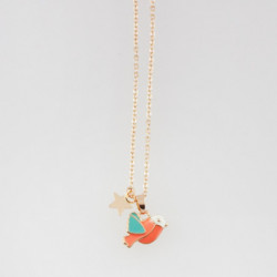 GREENBIRD NECKLACE